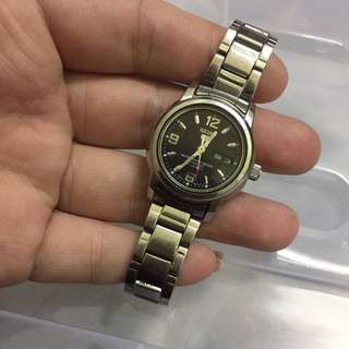 seiko automatic working