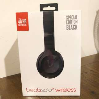 Beats solo3 wireless headphone (special edition)