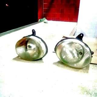 Lampu Depan(kancil 2),good condition..