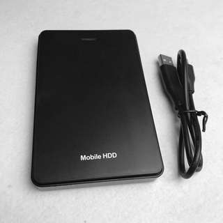 60GB Mobile External HDD