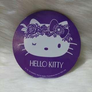(包平郵)hello kitty杯墊(2015年)