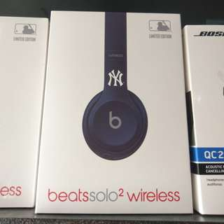 Beats Solo 2 Wireless mbl