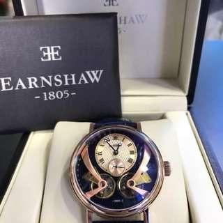 蝕賣全新英國earnshaw手錶 手表
