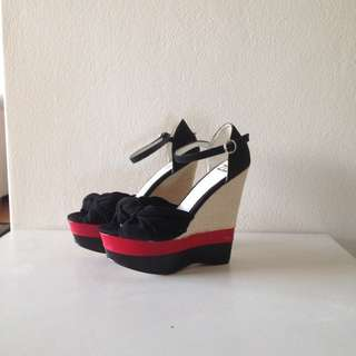 Shoes Wedges Size 39