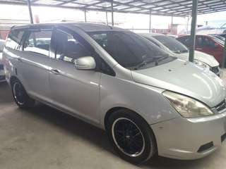 2009 Proton exora 1.6 auto full spec . Low price