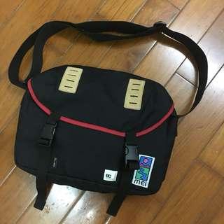 🚚 Basecontrol x Dickies 帆布 側背包
