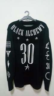 Bershka BlackAlchemy sweater