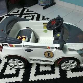 Control car kid
