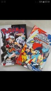 Pokemon Comic Book