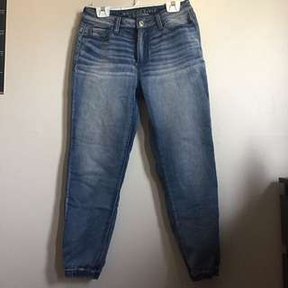 American Eagle Cropped Joggers
