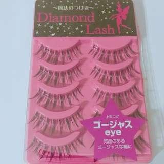Diamond Lash eyelashes New