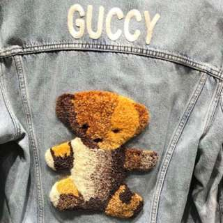 Gucci jacket denim