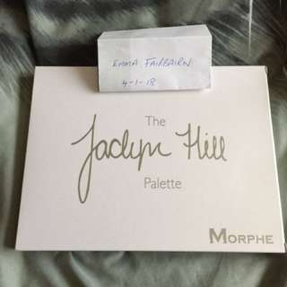Jaclyn Hill Morphe palette *Authentic*