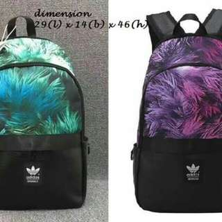 Adidas original design backpack