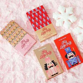 🎄✨INSTOCK! Etude House Limited Edition My Little Nut Play Color Eyes