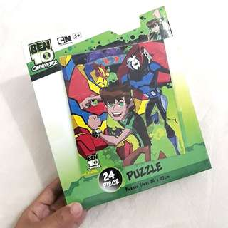 Puzzle Ben10