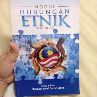 Modul Hubungan Etnik Edisi Kedua