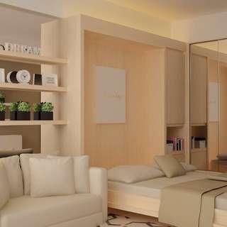 Apartemen Dago Bandung Harian