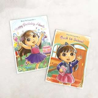 Book Dora The Explorer in set