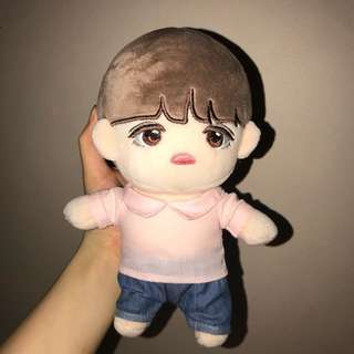 SEVENTEEN SCOUPS FANSITE DOLL