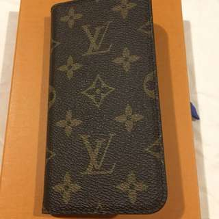 Louis Vuitton IPhone X cover