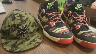 Nike Air Limited Edition + NY cap