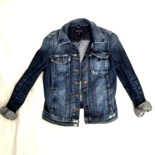 Guess Jean Jacket Small