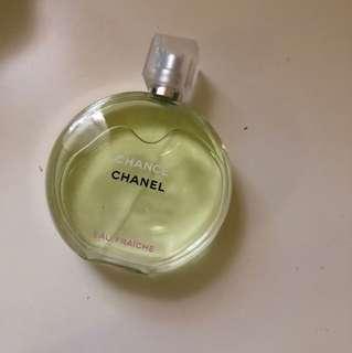 Chanel eau friache perfume chance