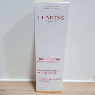 Clarins double serum BN