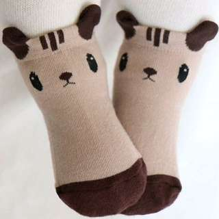 Baby & kids squirrel socks