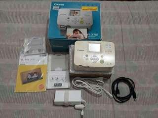 Canon selphy printer cp760