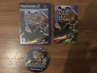 Looking for PS2 MONSTER HUNTER ORIGINAL