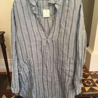 CP Shades linen shirt