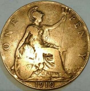 英國古銅幣