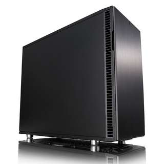 Fractal Design Define R6 Black (eATX enclosure, FD-CA-DEF-R6-BK)