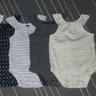 1SET CARTER'S ROMPER