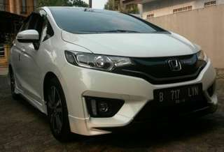 BODYKIT ALL NEW HONDA JAZZ