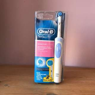 BN Oral B Vitality electric toothbrush (sensitive)