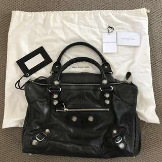 REDUCED!! AUTHENTIC BALENCIAGA GIANT WORK BAG