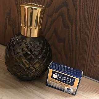 LAMPE BERGER 法國復古香薰瓶連蕊