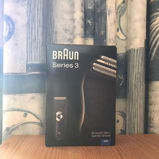 BN Braun Series 3 (300) electric shaver