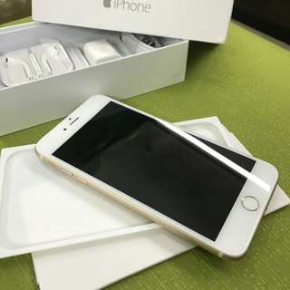 Iphone 6plus 16gb gold fu openline to all network