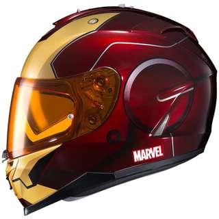 HJC Ironman Helmet for sale (used)
