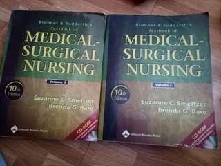 Brunner MedSurg nursing