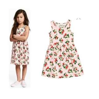 H&M kids Jersey dress