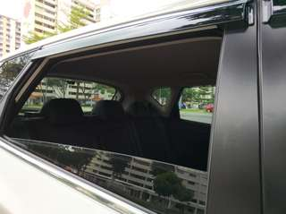 Nissan Pulsar RainShade for 4 doors