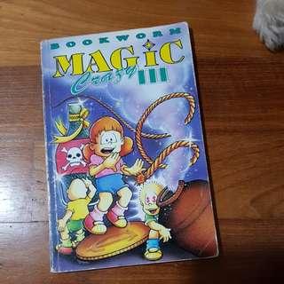 Bookworm magic crazy III