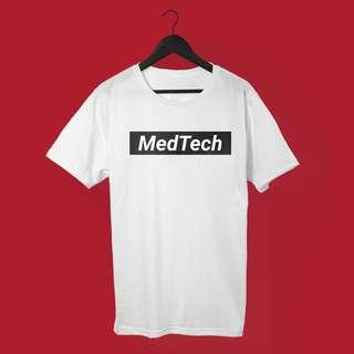 'MedTech' -- t-shirt