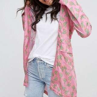 Pink Cactus Jacket 🌵