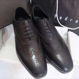 Sepatu Pedro Shoes for Men Original Leather Zara cowok